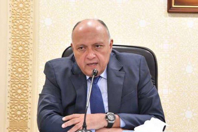 الخارجية تؤكد لجوتيريش رفض مصر قرارات أثيوبيا بشأن ملء السد